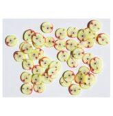 FIMO fruit - jabĺčko 1