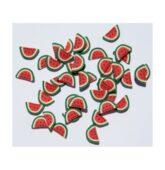 FIMO fruit - pol melón