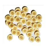 FIMO fruit - banán 1