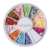 Konfety SRDCE 12.farieb v karusely
