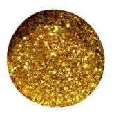 glitter powder MEGA balenie - trblietavé gold 2