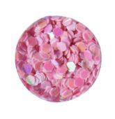 hexagon stredný ružový svetlý