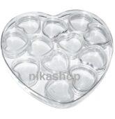 Dózičky HEART 12ks + Box