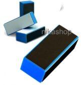 Blok 4-stranný leštiaci modrý - 4.rôzne povrchy