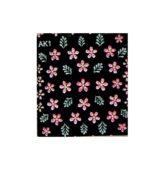 Nálepky - Nail art Flower AK1