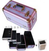 Kozmetický kufrík PINK&LILA
