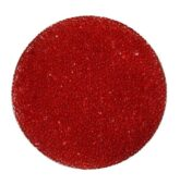 perličky - malé červené clear