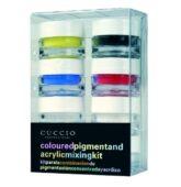 Cuccio Coloured Pigment Kit