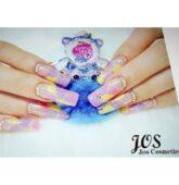 Plagát Jos nail art - 9 malý