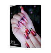 Plagát Jos nail art -25 veľký
