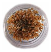 Sušený rozkvet - oranžový B