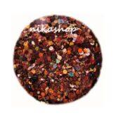 glitter powder BIG balenie - trblietavé Medené