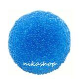 Perličky - malé modré clear SV.