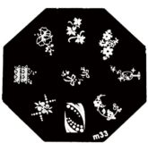 Doštička hexagon - m33-7764