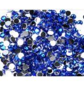 kamienky modré tm okrúhle-8885