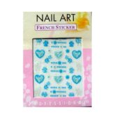 Nálepky nail art sticker 5