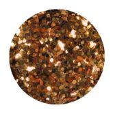hexagon stredný zlatý LITTLE-9345