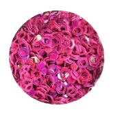 hexagon obrys ružový-9350