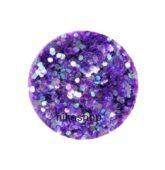 hexagon malý fialový 1-9359