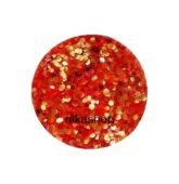 hexagon malý oranžový-9364
