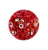 hexagon obrys červený