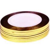 Zdobiaci pásik-zlatý-9961