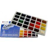 Akvarelová sada farieb LADOGA 24 ks-8501