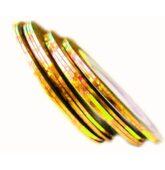 Zdobiaci pásik H zlatý-10022
